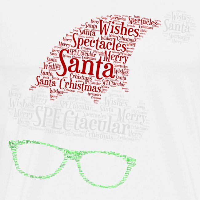 SPECtacular Santa with SPECS patjila