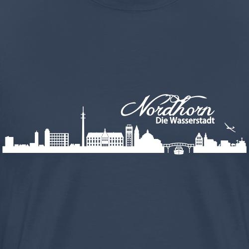 Nordhorner Skyline - Männer Premium T-Shirt