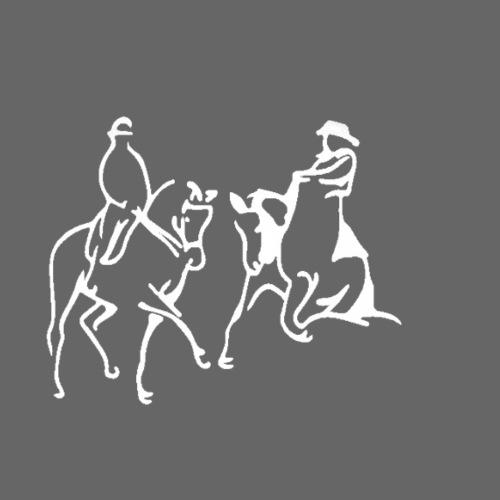 Marias Pferdewelt - Männer Premium T-Shirt