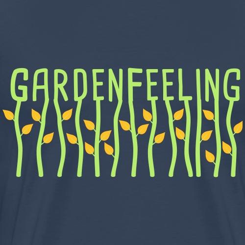 Gardenfeeling - Männer Premium T-Shirt