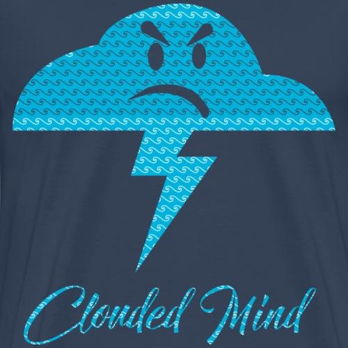 CM1-VAGUES - T-shirt Premium Homme