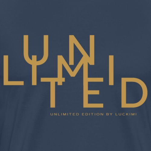 Unlimited gold - Men's Premium T-Shirt