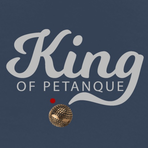 KING OF PETANQUE - T-shirt Premium Homme