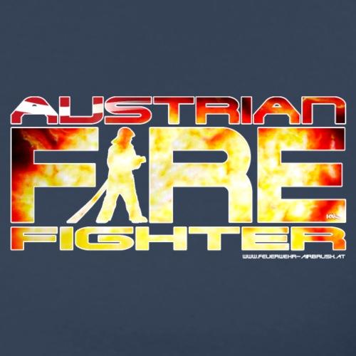 austrian firefighter - Männer Premium T-Shirt