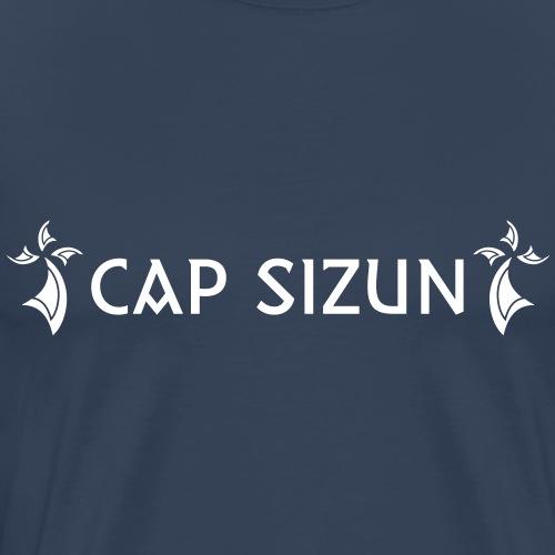 CAP SIZUN + HERMINES - T-shirt Premium Homme