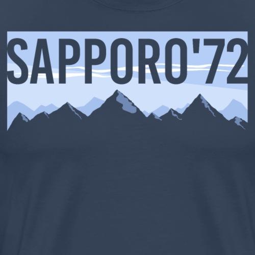 SAPPORO'72 T-Shirts - Men's Premium T-Shirt