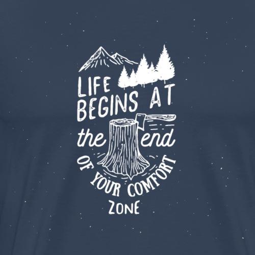 comfortzone - Men's Premium T-Shirt
