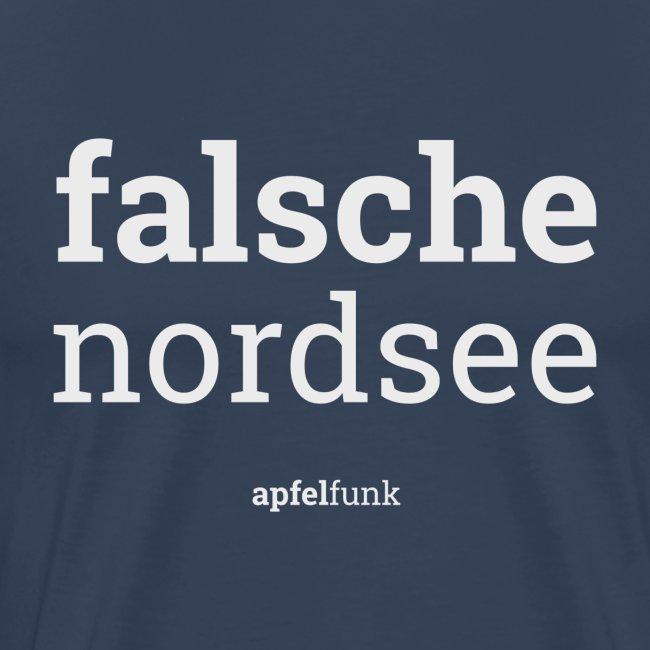 Falsche Nordsee