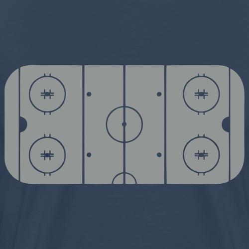 hockey_field - Männer Premium T-Shirt