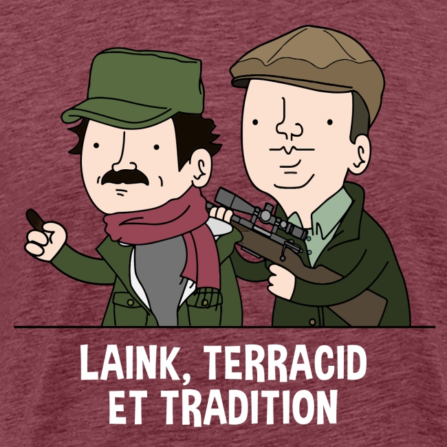 Laink, Terracid et Tradition