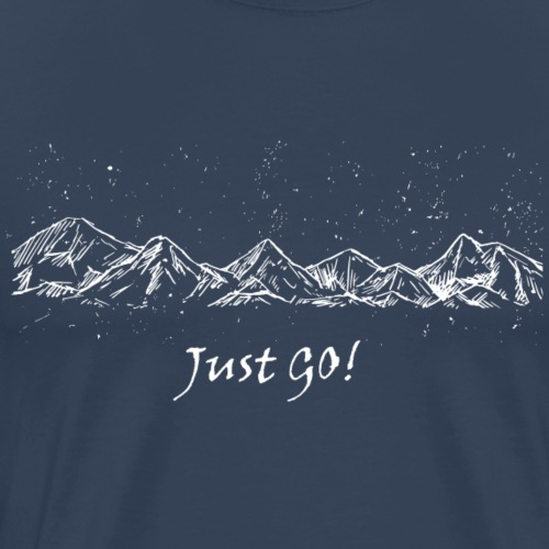 justgo - Men's Premium T-Shirt