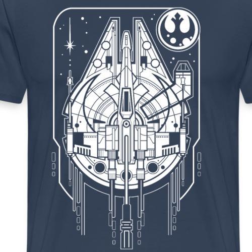 Falcon - Men's Premium T-Shirt