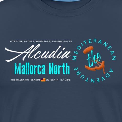 Sport und Abenteuer in Alcudia - Camiseta premium hombre