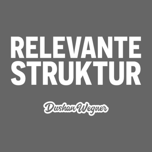 Relevante Struktur - Männer Premium T-Shirt