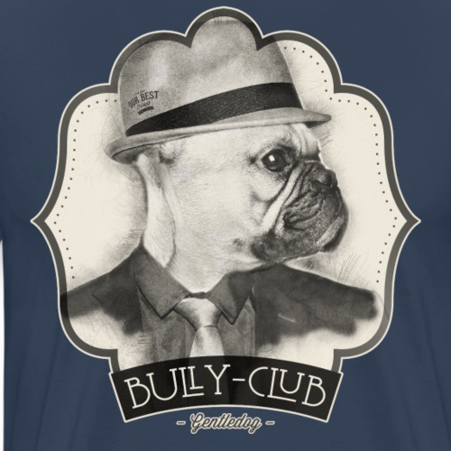 Bully-Club - Männer Premium T-Shirt