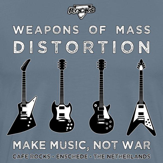 Weapons of mass distortio
