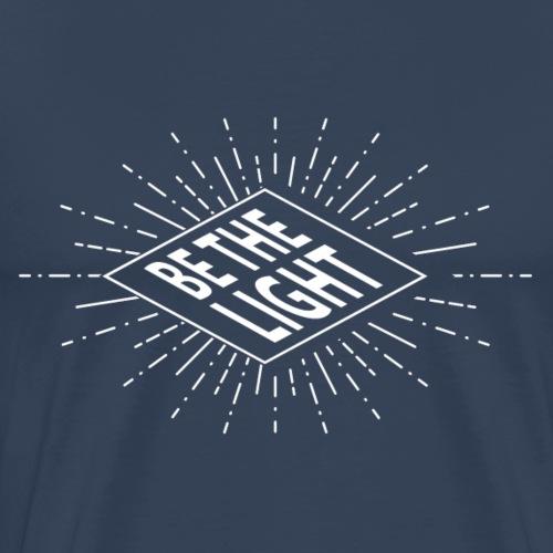 Be the light 5B - Maglietta Premium da uomo