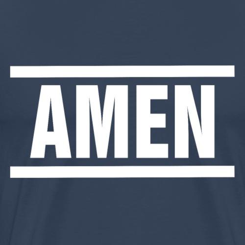 Amen 2B - Maglietta Premium da uomo