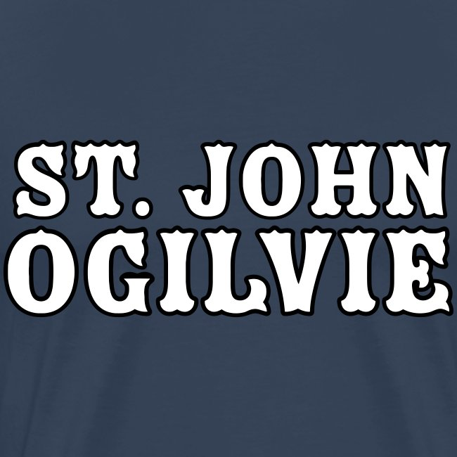 ST JOHN OGILVIE