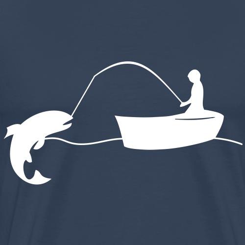 Fishing 2 - Männer Premium T-Shirt