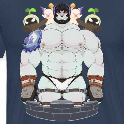 Mythril Musketeer - Men's Premium T-Shirt