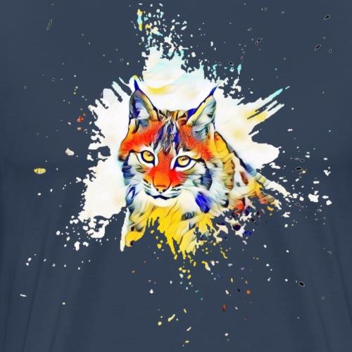 lynx - T-shirt Premium Homme