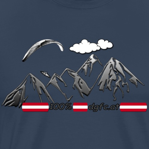 DGFC Style 2 - Männer Premium T-Shirt