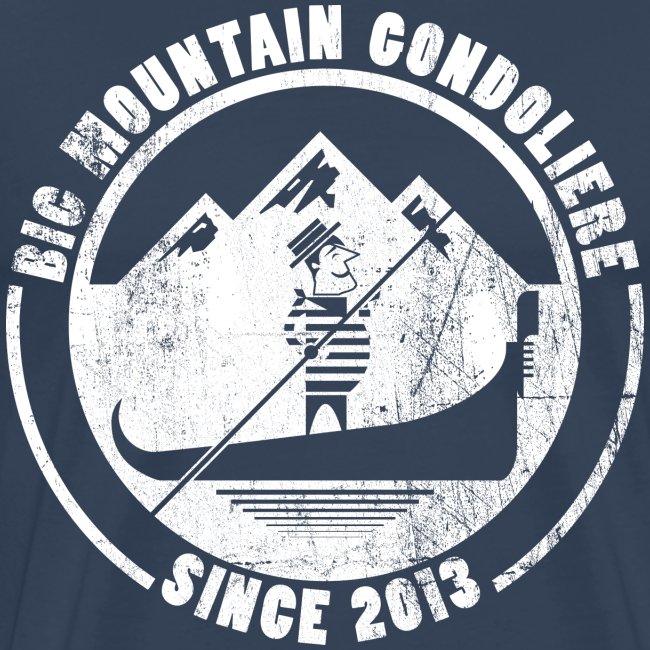 AUFTRAG Big Mountain Gondoliere weiss