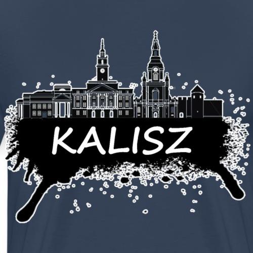 Plama Spray Kalisz - Koszulka męska Premium