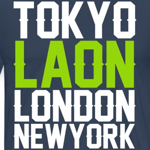 France Région Picardie laon B - T-shirt Premium Homme