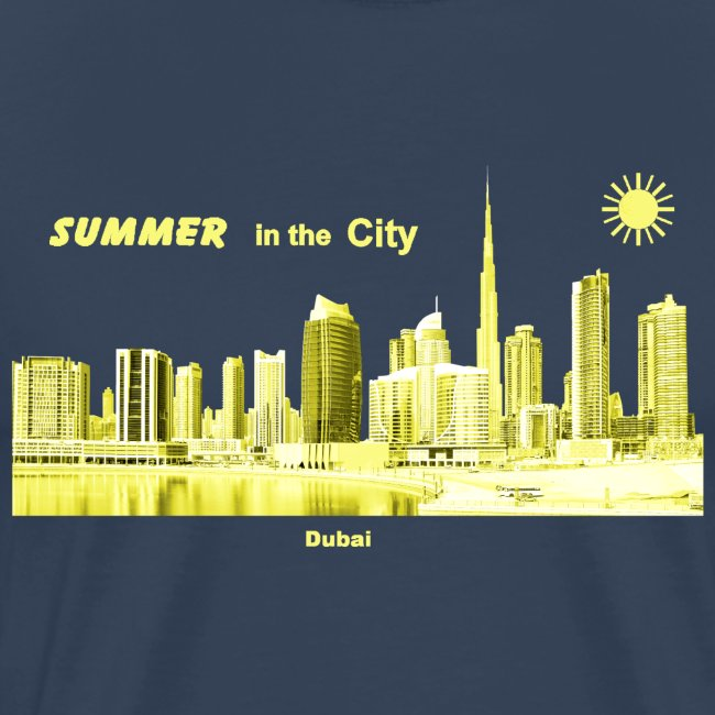 Dubai City Summer Emirate