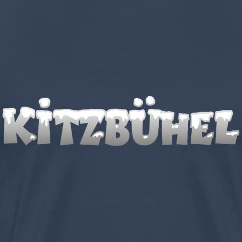 Kitzbühel Snow - Männer Premium T-Shirt