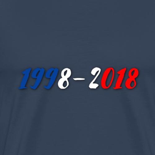 1998 - 2018 - T-shirt Premium Homme