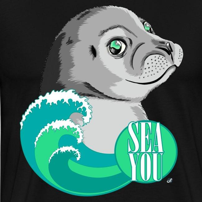 Sea You - Blue Waves