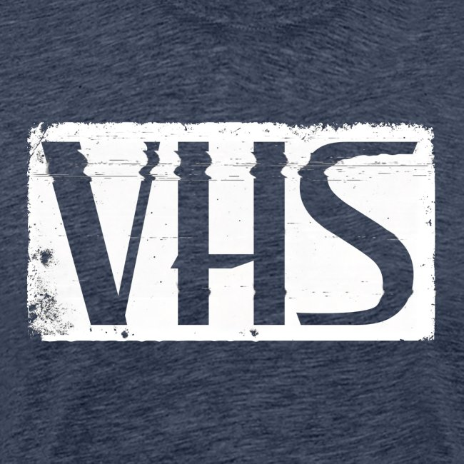 VHS WHITE LABEL