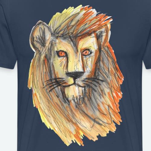 lionking - Männer Premium T-Shirt