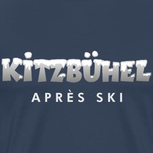 Kitzbühel Après Ski Snow - Männer Premium T-Shirt