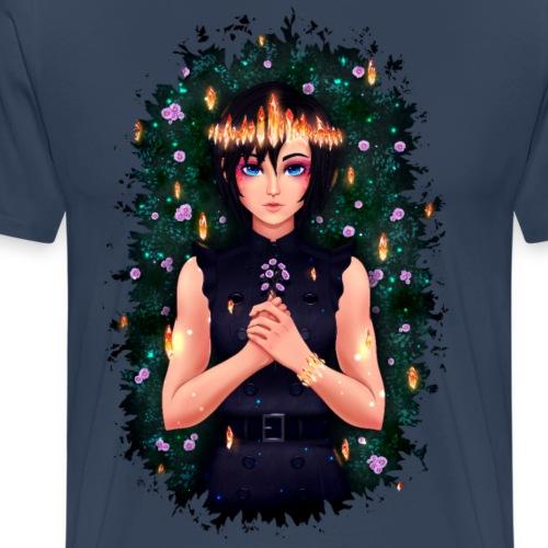 Kingdom Hearts - Xion - Camiseta premium hombre