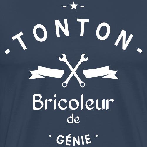 Tonton bricoleur de genie - T-shirt Premium Homme