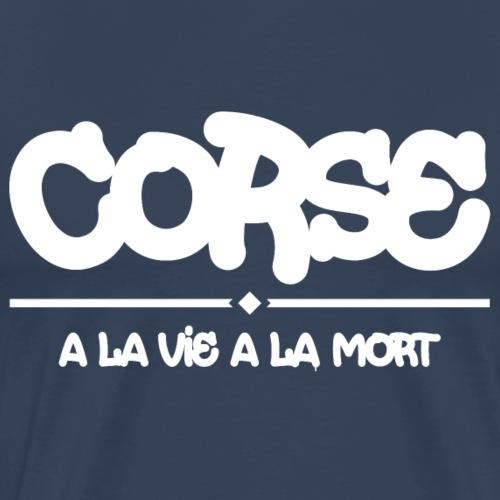 France région Corse à la vie la mort B - T-shirt Premium Homme