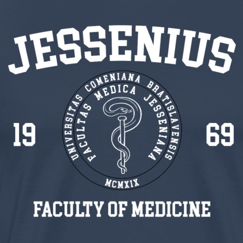 Jessenius Whitesnake 1969 - Men's Premium T-Shirt
