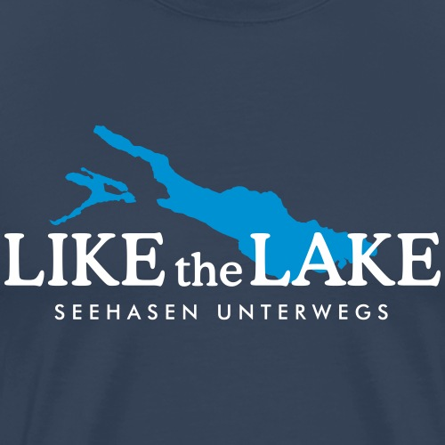 Like the Lake - Seehasen unterwegs - Männer Premium T-Shirt