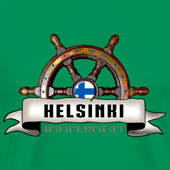 Helsinki Ruori - Merelliset tekstiilit ja lahjat