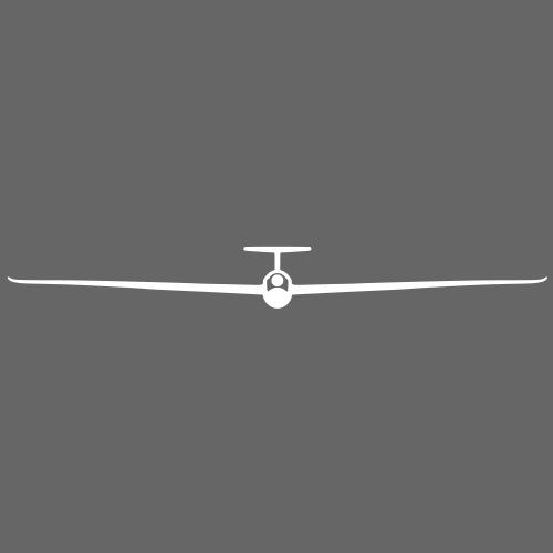 Segelflugzeug 5 - Männer Premium T-Shirt