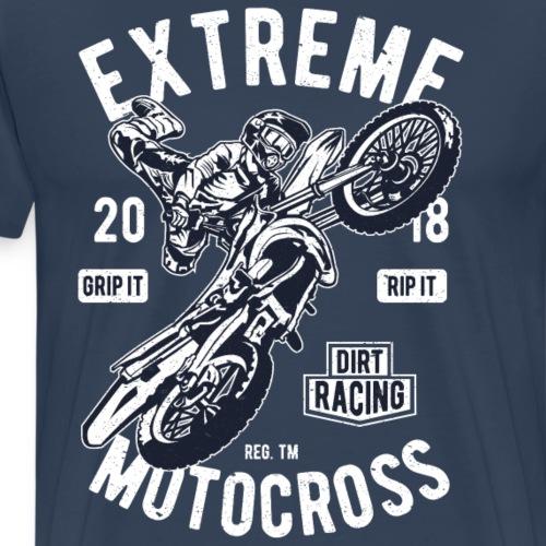 Extreme-Motocross - Männer Premium T-Shirt