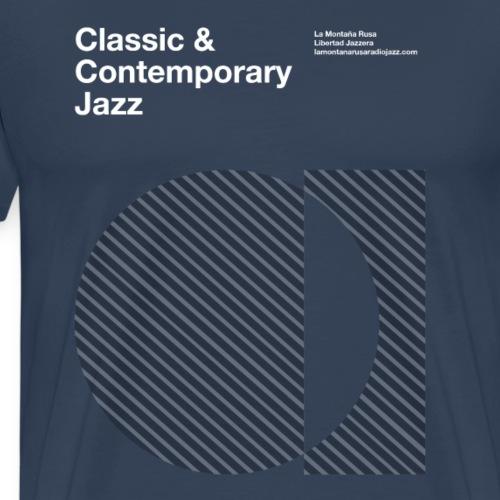 Bauhaus Jazz - Camiseta premium hombre