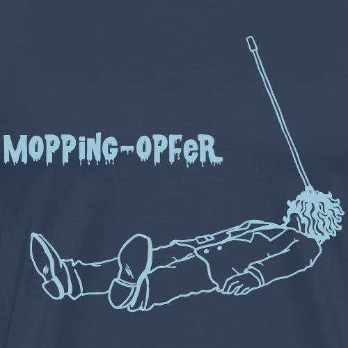 Mopping-Opfer - Männer Premium T-Shirt