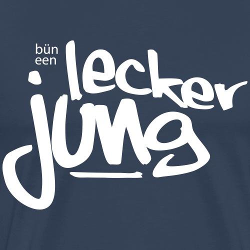 Lecker Jung - Männer Premium T-Shirt