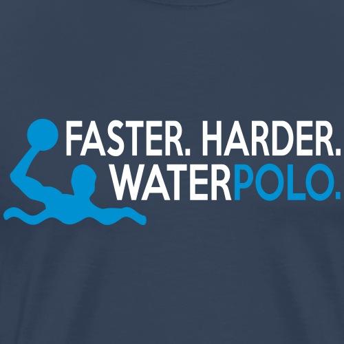 waterpolofaster - Men's Premium T-Shirt