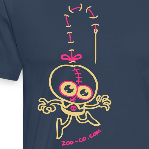 Stitched Man - Men's Premium T-Shirt
